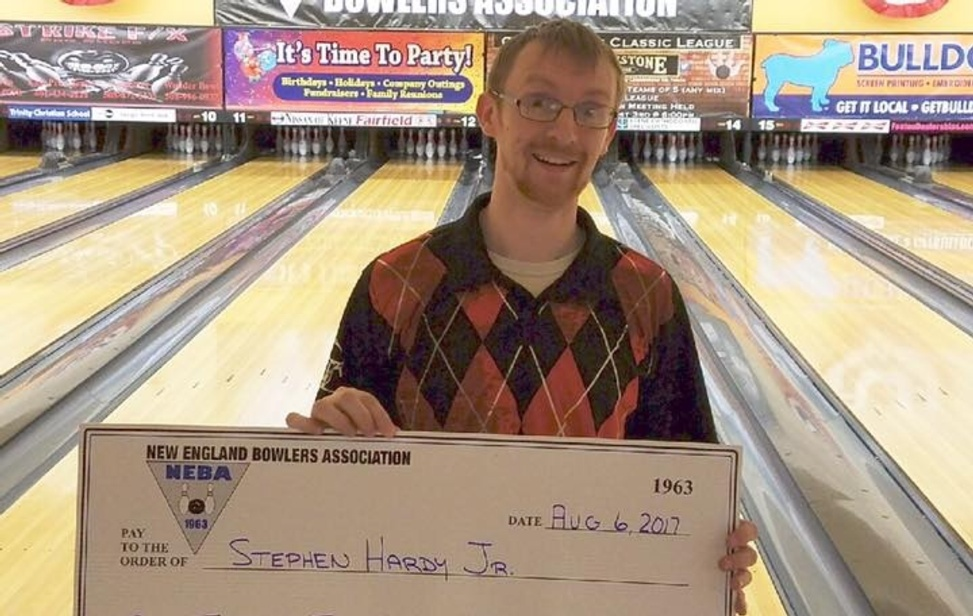 Steve Hardy Jr Wins First Title at Yankee Lanes Singles