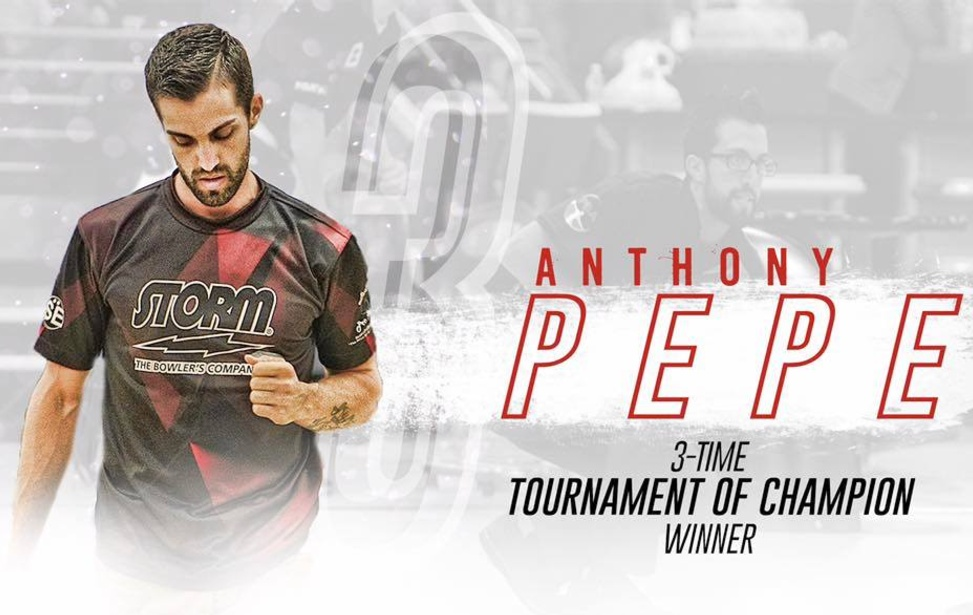 Pepe Becomes First to Win Three Tournament of Champions!