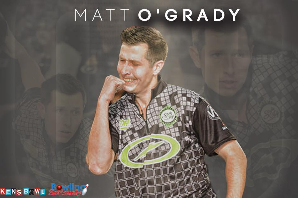 O'Grady Defends Title at Ken's Bowl Open