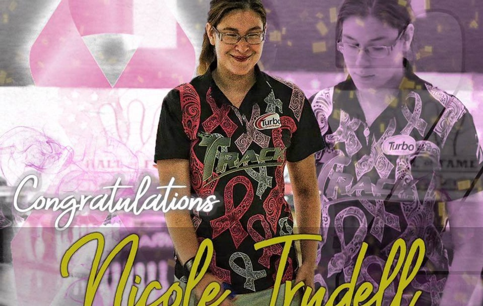 Trudell becomes Second Woman to Win Twice at 123Bowl.com Bowl for the Cure Singles
